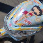 【ベティ ブープ グッズ】ビッグスクーター