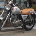【スズキ ボルティー250 】バイク カスタムペイント